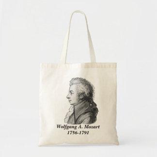 Composer - Mozart Budget Tote Bag