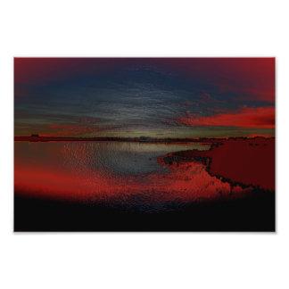 Composición libre de fantasía El Ojo Oscuro Impresiones Fotográficas