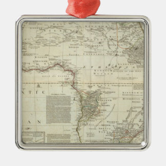 Composite Africa 2 Christmas Ornament