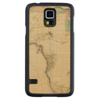 Composite Africa Carved Maple Galaxy S5 Case