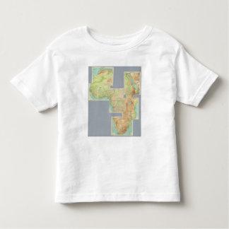 Composite Africa Toddler T-Shirt