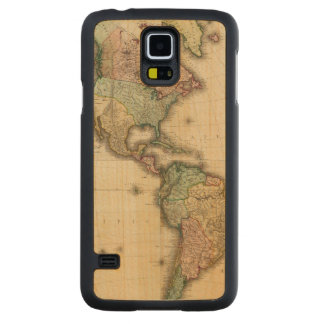 Composite America 2 Maple Galaxy S5 Case