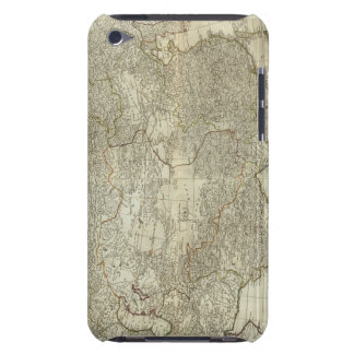 Composite Asia, islands according to d'Anville iPod Touch Case