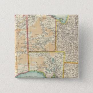 Composite Australia 15 Cm Square Badge