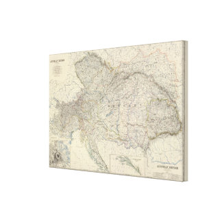 Composite Austria Canvas Print