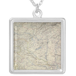 Composite Austria Silver Plated Necklace