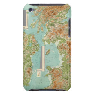 Composite British Isles Barely There iPod Cover