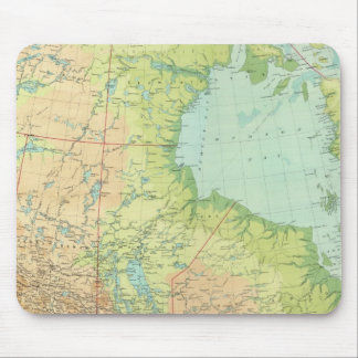 Composite Canada Mouse Mat