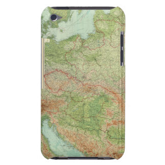 Composite Central Europe iPod Touch Case