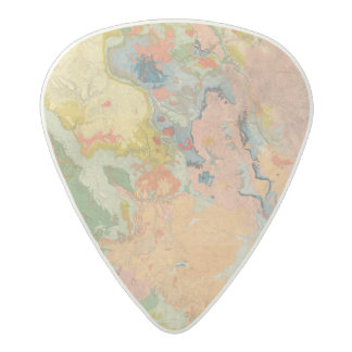 Composite Colorado Acetal Guitar Pick