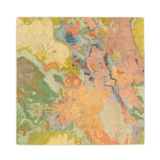 Composite Colorado Wood Coaster