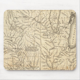 Composite Country drained by the Mississippi Mouse Mat