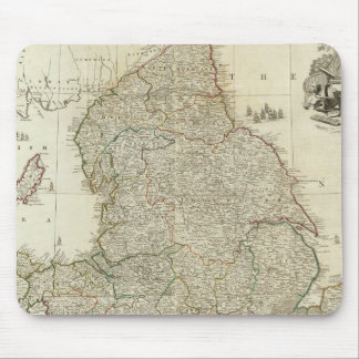 Composite England, Wales 2 Mouse Mat