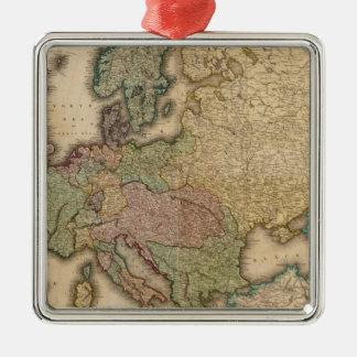 Composite Europe 2 Christmas Ornament