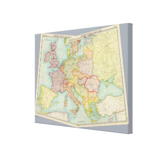 Composite Europe communications Canvas Print