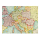 Composite Europe communications Postcard