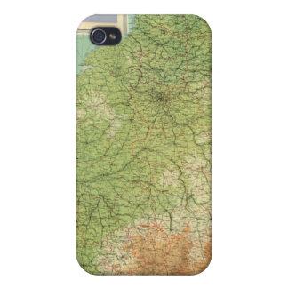 Composite France, Belgium, Holland iPhone 4 Cases