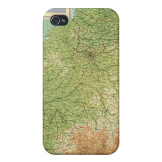 Composite France, Belgium, Holland iPhone 4 Cover