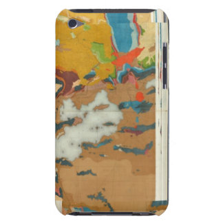 Composite Geological maps IV, 40th Parallel Survey Barely There iPod Case