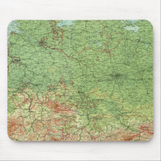 Composite Germany Mouse Pad