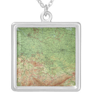 Composite Germany Silver Plated Necklace