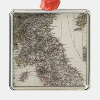 Composite Great Britain Christmas Ornament