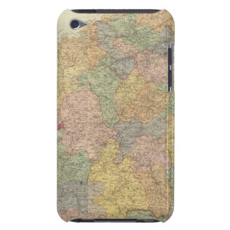 Composite Ireland 2 Barely There iPod Cases