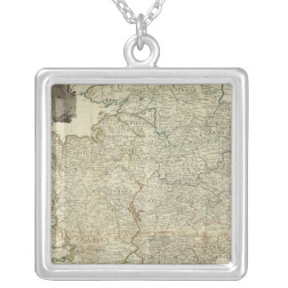 Composite Ireland Silver Plated Necklace