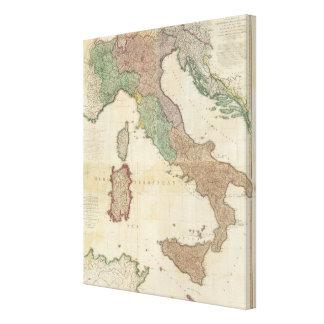 Composite Italy 3 Canvas Print