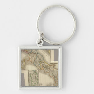 Composite Italy Key Ring