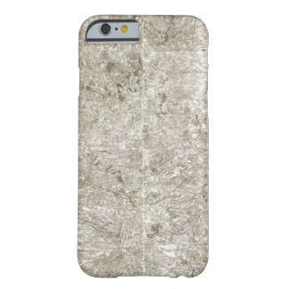 Composite Map of France 9 Barely There iPhone 6 Case