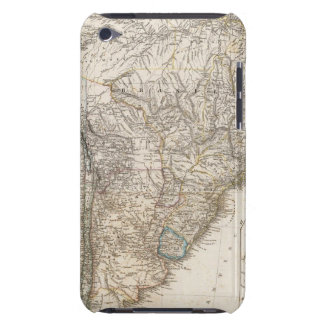 Composite Map of South America iPod Touch Case-Mate Case