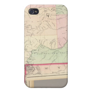Composite Montana, Idaho Covers For iPhone 4