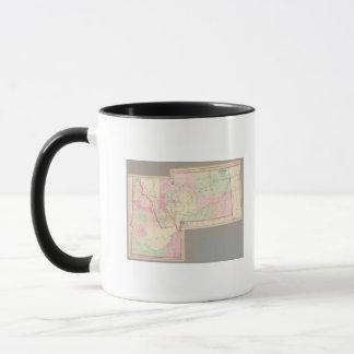 Composite Montana, Idaho Mug