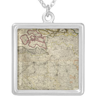 Composite Netherlands Silver Plated Necklace