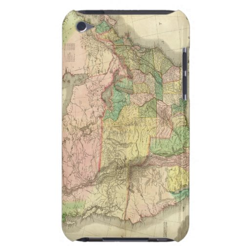Composite North America iPod Touch Covers