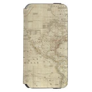Composite North & South America Incipio Watson™ iPhone 6 Wallet Case