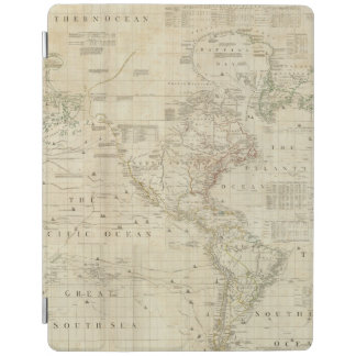 Composite North & South America iPad Cover