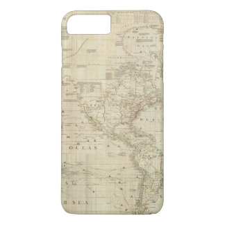 Composite North & South America iPhone 8 Plus/7 Plus Case