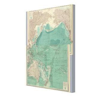 Composite Pacific Ocean Canvas Prints
