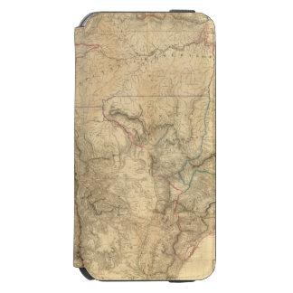 Composite South America 4 Incipio Watson™ iPhone 6 Wallet Case