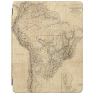 Composite South America 4 iPad Cover