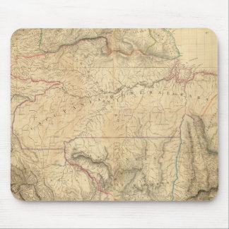 Composite South America 4 Mouse Pad