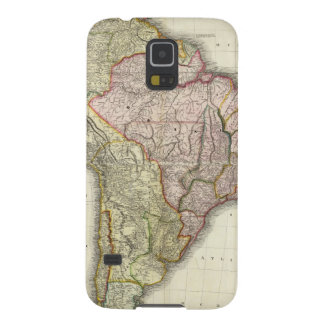 Composite South America, West Indies Galaxy S5 Cover
