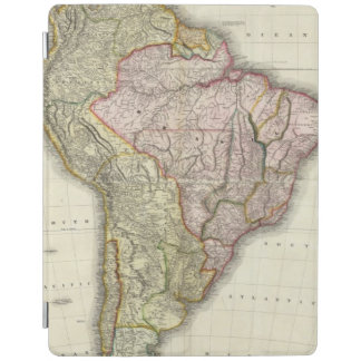 Composite South America, West Indies iPad Cover