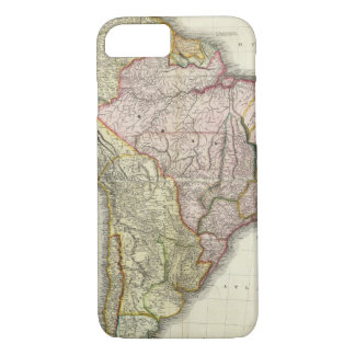 Composite South America, West Indies iPhone 7 Case