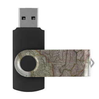 Composite South America, West Indies USB Flash Drive
