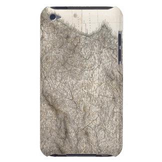 Composite Spanien, Portugal in 4 Blern iPod Case-Mate Case