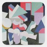 Composition, 1927 square sticker