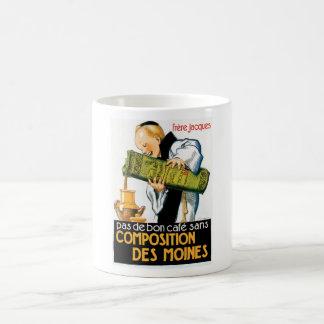 Composition Des Moines Vintage Drink Ad Art Mug